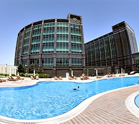 Гостиница Шератон Баку Аэропорт