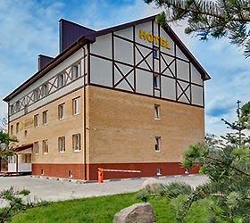 Гостиница Солнечный Апарт-Отель