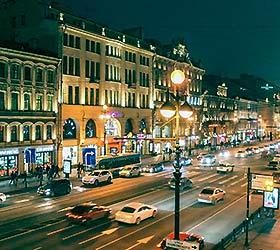 Гостиница Ж-Отель на Невском