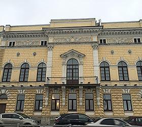 Гостиница Особняк Молво