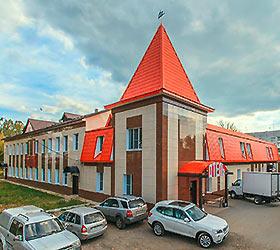 Гостиница Первый Поезд