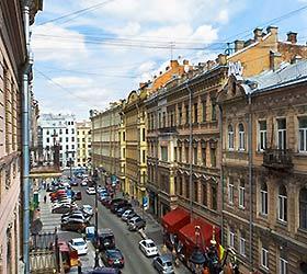 Гостиница Соло на Невском Проспекте