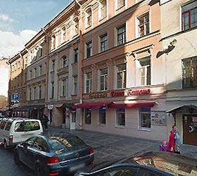 Гостиница Рубинштейна 30
