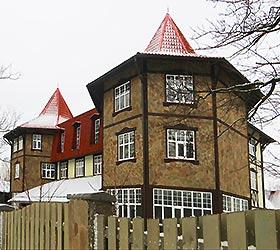 Гостиница Ближние Дубки Гостевой Дом