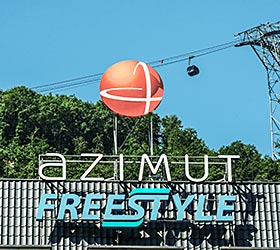 AZIMUT Freestyle Rosa Khutor