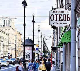 Гостиница Невский 111 Мини-Отель