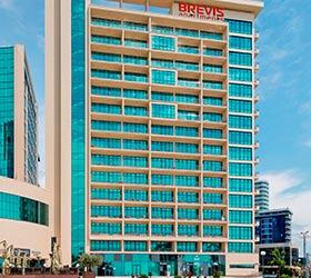 Гостиница Бревис Апарт-Отель
