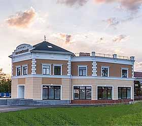 Гостиница Европейский