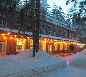 Гостиница Парк-Отель Лесные Дали