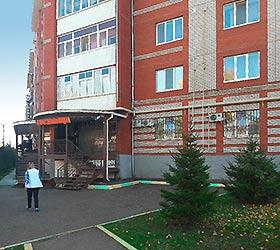Гостиница Виардо