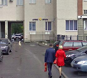 Гостиница Алекс Отель на Просвещения