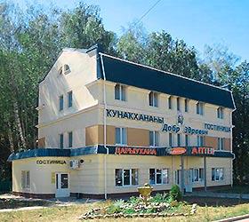 Гостиница Добр Здравич