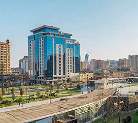 Гостиница Винтер Парк Отель Баку
