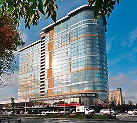 Гостиница Огни Екатеринбурга Комплекс Апартаментов