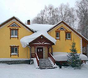 Гостиница Стрелинка