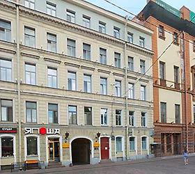 Гостиница Итальянская 29 Мини-Отель