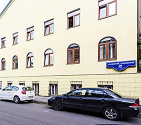 Гостиница Винтерфелл на Таганской