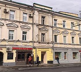 Ретро Москва на Курской