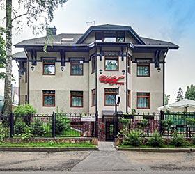 Гостиница Шувалофф