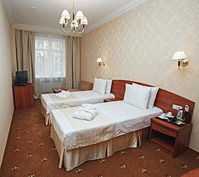 Гостиница Вилладжио