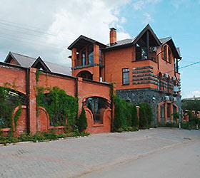 Гостиница Валерия