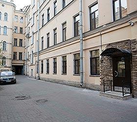 Гостиница Номера на Невском 136