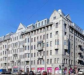 Гостиница Мини-Отель на Некрасова (б. Номера на Некрасова)