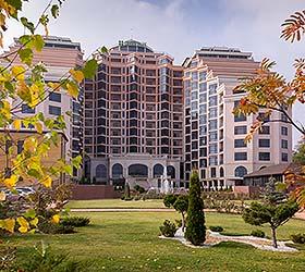 Гостиница Грин Резорт Отель&Спа