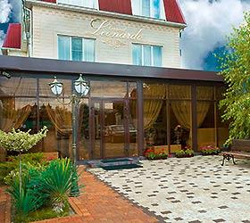 Гостиница Гранд Леонардо