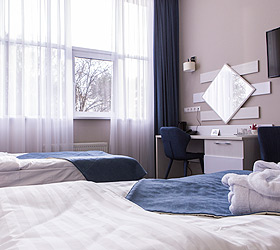 Гостиница Парус СПА-Отель