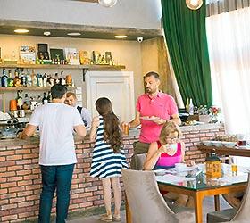 Гостиница Бутик Отель Баку