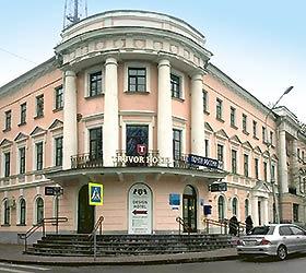 Гостиница Трувор Бутик-Отель