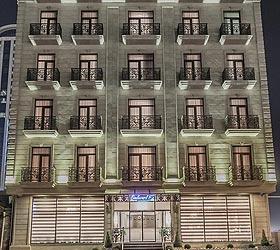 Гостиница Бульвар Сайд