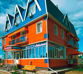Гостиница Виталина
