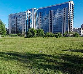 Гостиница Сити Парк Апартаменты