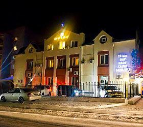 Гостиница Унисон