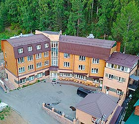 Гостиница Созвездие Байкала