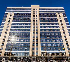 Гостиница Панорамные Апартаменты S16