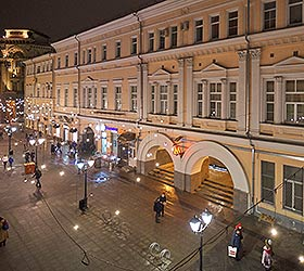 Гостиница Кузнецкий