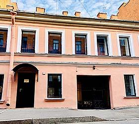 Гостиница Каретный Двор (б. Гранд Вояж)