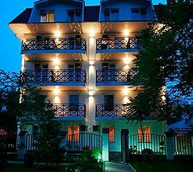 Гостиница Голубая Лагуна