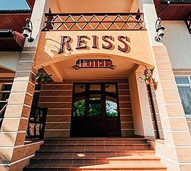 Гостиница Райс