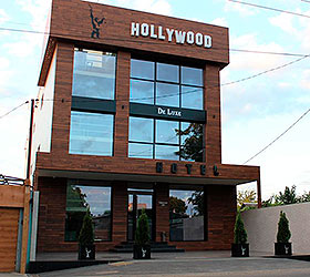 Гостиница Голливуд Делюкс