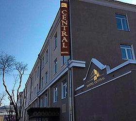 Гостиница Отель Централь