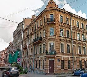 Гостиница Лофт'Эль СПб Лайфстайл Хотелс