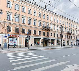 Гостиница Номера на Невском 111