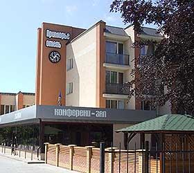 Гостиница Приморье