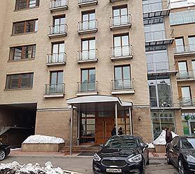 Гостиница ИнтерКуб Большая Полянка Капсульный Отель