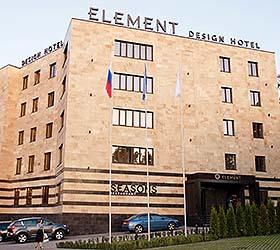 Гостиница Элемент Бизнес-Отель