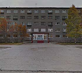 Гостиница Зори
